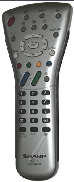 Fjärrkontroll GA455WJSA