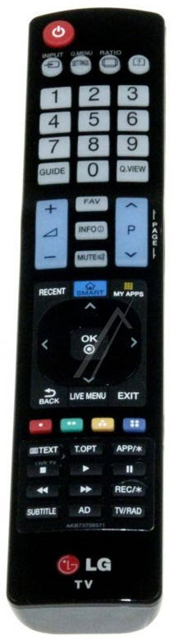 Fjärrkontroll AKB73756571