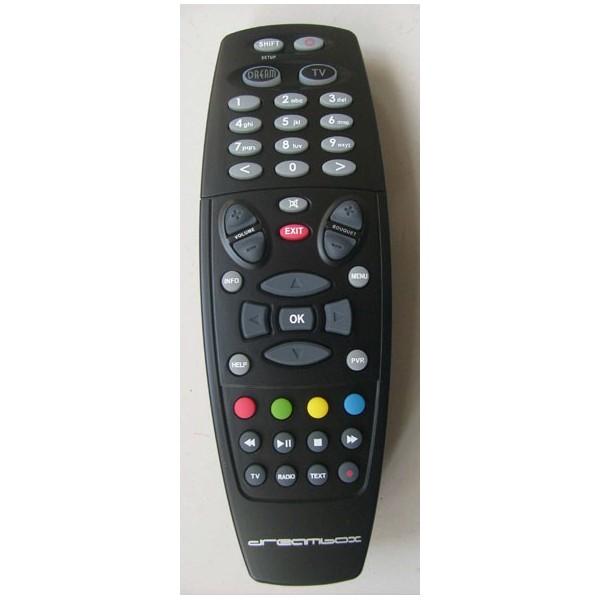 Fjärrkontroll för DM8000, DM7000 & DM600SPVR