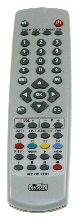 Ersättningsfjärrkontroll CX-1201C