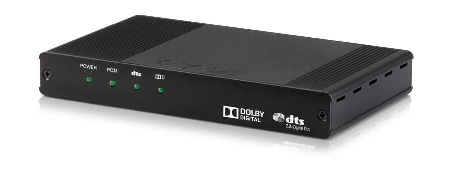 HDMI Repeater and Audio Converter w/ DD/DTS De-Embedder