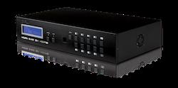 8x8 HDMI Matrix med 4K, LAN, RS232, 100m, HDCP 2.2