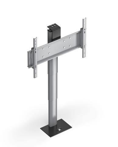 Flatlift Tv - Lyft / Hiss 66cm med 360º manuell vrid