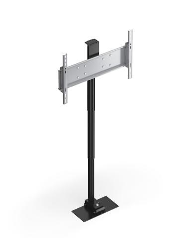 Flatlift Tv - Lyft / Hiss 95cm med 360º manuell vrid