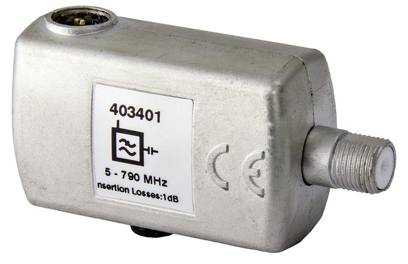 LTE-60 LTE/4G filter för inomhusbruk