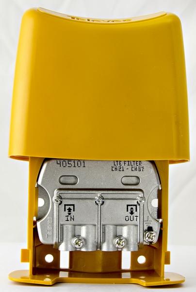 Televés LTE-57 LTE/4G filter för utomhusbruk, Easy-F