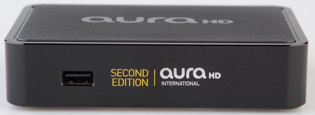 auraHD IPTV-box Ryska, Ukrainska, Polska, Turkiska och Kurdiska