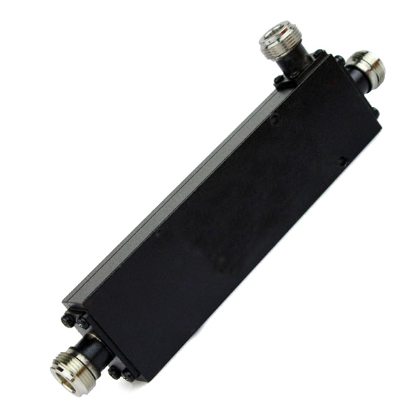 MobilePartners 2-vägs avtappare med N-kontakt, 12db / 0,5db
