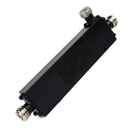 2-vägs avtappare med N-kontakt, 12db / 0,5db