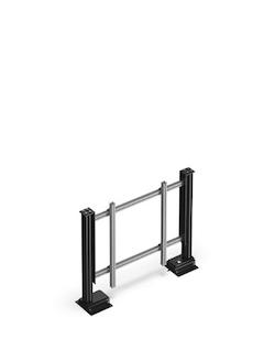Tv - Lyft / Hiss 95cm för tunga TV (100kg)