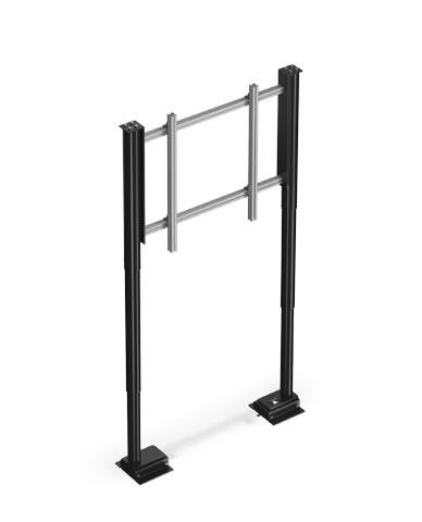 Flatlift Tv - Lyft / Hiss 95cm för tunga TV (100kg)