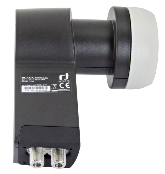 Inverto Black Premium Twin LNB