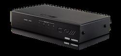 HDMI splitter med 4K stöd, 1 in 4 ut, HDMI v1.4
