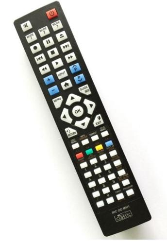 Panasonic Ersättnings Fjärrkontroll för DMR-EH60
