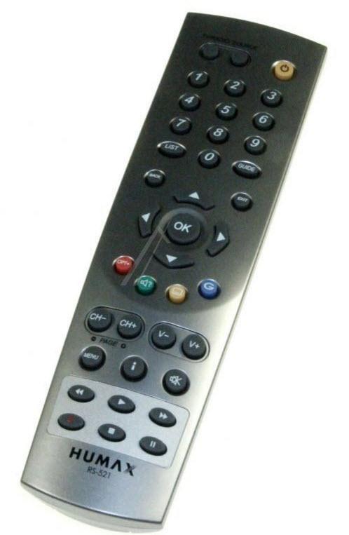 Humax Fjärrkontroll till CXC2000-PVR