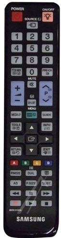 Samsung Fjärrkontroll BN59-01107A