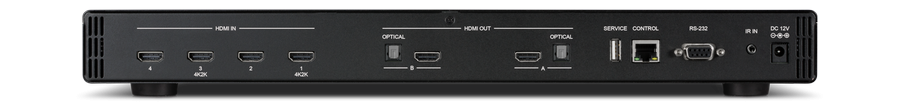 CYP/// HDMI switch med Picture in Picture, 4K, WebGUI