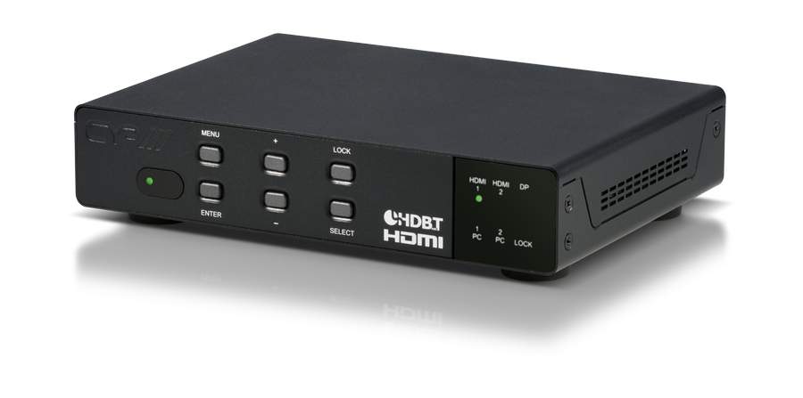 CYP/// HDMI/ VGA/ Display Port Presentation Switch Lite