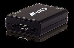 HDMI över Cat Lite, 2way IR, 60 m, USB powered