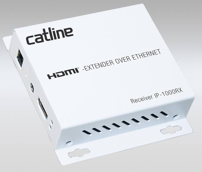 Macab Catline HDMI över IP mottagare
