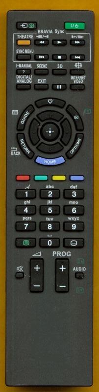Sony Fjärrkontroll Replica för RM-EDxxx