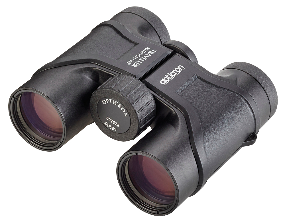 Opticron Traveller BGA Mg Black 8x32