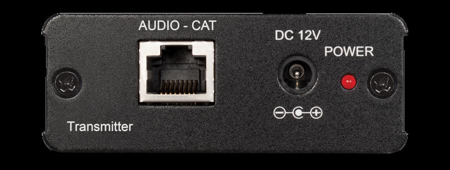 CYP/// Digitalt ljud över 1 CAT kabel, Sändare (PoC)
