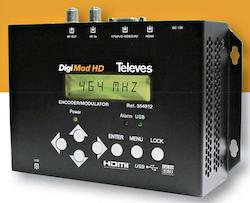 DigiMod HDMI / AV till DVB-T modulator