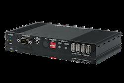 HDMI / VGA över IP med USB, 4K, HDCP2.2, mottagare