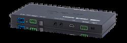 Slimline HDBaseT Lite sändare, 4K, HDCP2.2, OAR