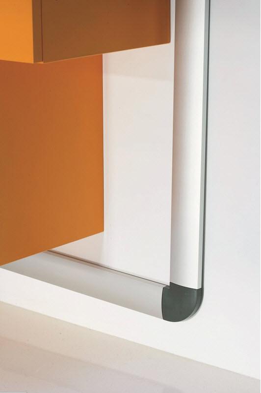 Sms Kabelkanal Aluminium / Grå  500 x 61mm