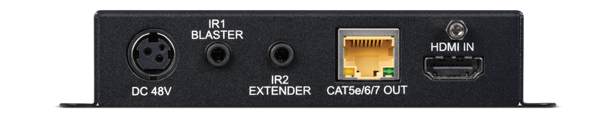 CYP/// Full HDBaseT sändare, 4K, HDCP2.2, PoH, IR, LAN