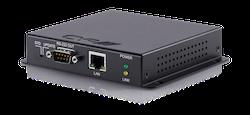 Full HDBaseT mottagare, 4K, HDCP2.2, PoH, IR, LAN