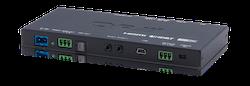 Slimline Full HDBaseT Sändare, 4K, HDCP2.2, OAR