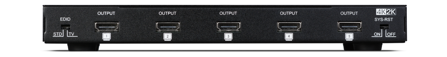 CYP/// HDMI splitter 1:8, 4K, HDCP2.2, HDMI2.0