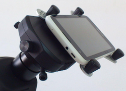 Smartphone Digiscoping adapter, med VIT FJÄRR