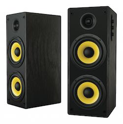 Hoch högtalarset 2.0 Bluetooth 70W SVART