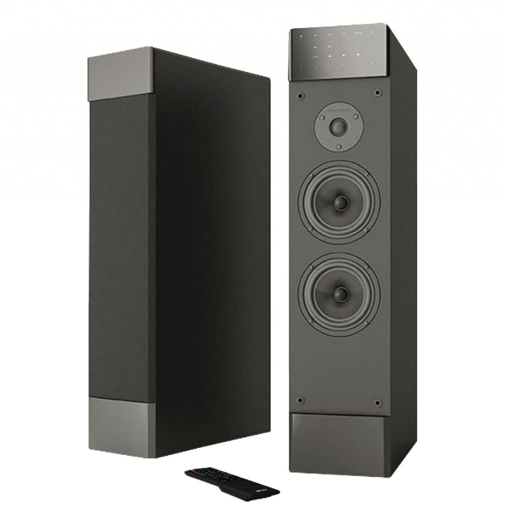 Turm högtalarset 2.0 Bluetooth 100W