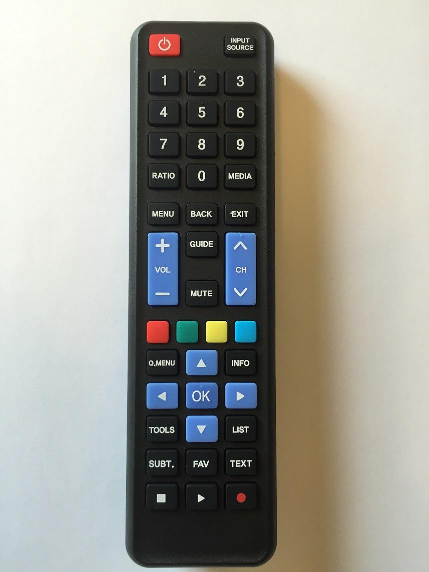 Samsung Fjärrkontroll som passar alla TV