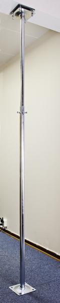 Macab Balkongstativ för antenn, parabol, belysning mm
