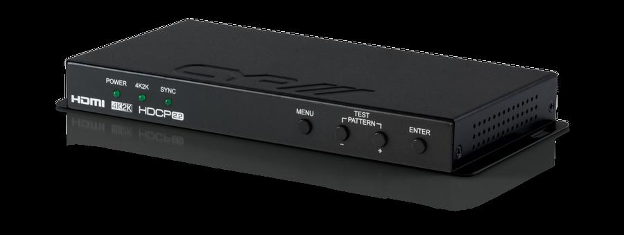 CYP/// SY-4KS-4K22 Scaler med 4K, HDCP2.2 & HDMI 2.0