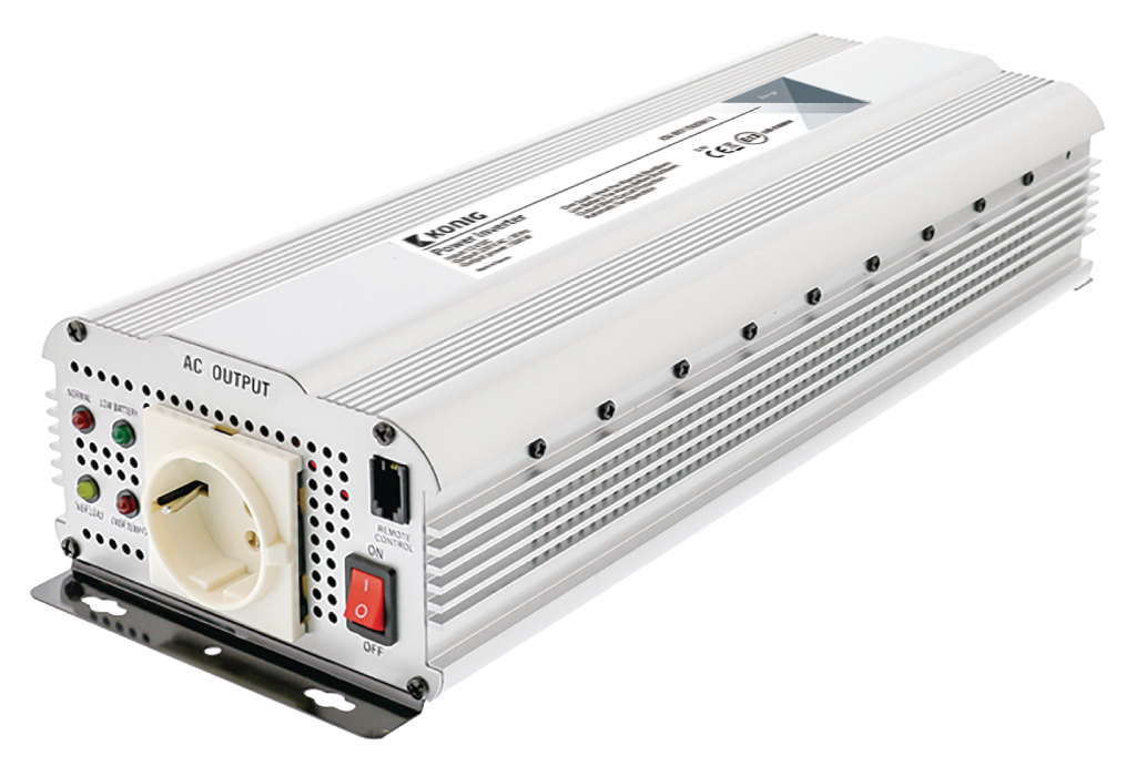 König Inverter 12-230 Volt 1500 Watt modifierad våg