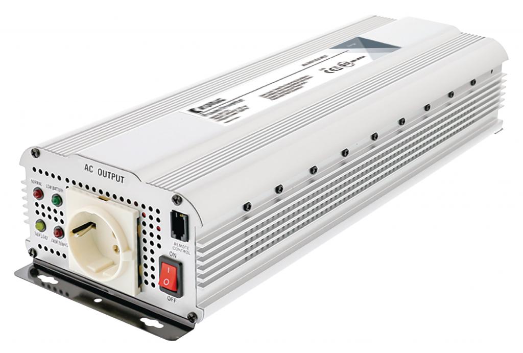 König Inverter 24-230 Volt 1500 Watt modifierad våg