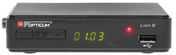 AX Lion T2 Markbox för fria kanaler
