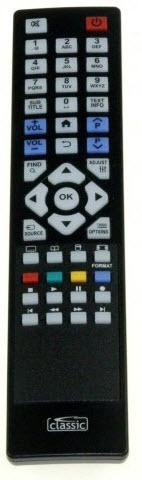 Humax Ersättnings Fjärrkontroll RS-636