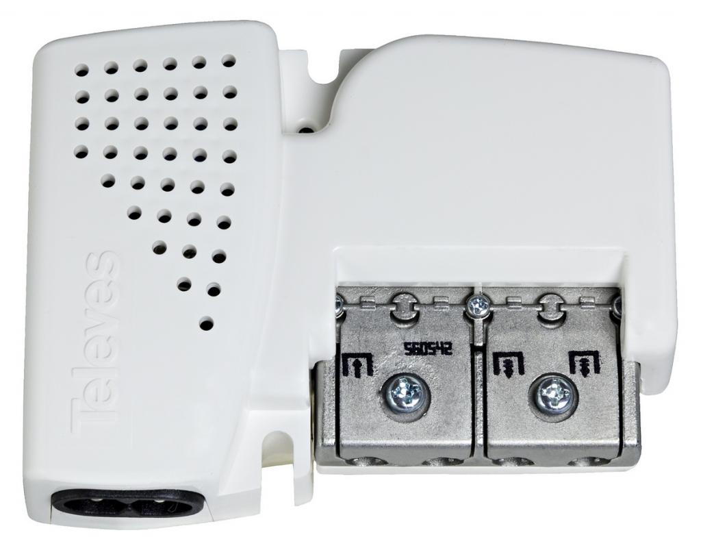 Televés Nätdel / Antennförstärkare 5604 12V till antenn
