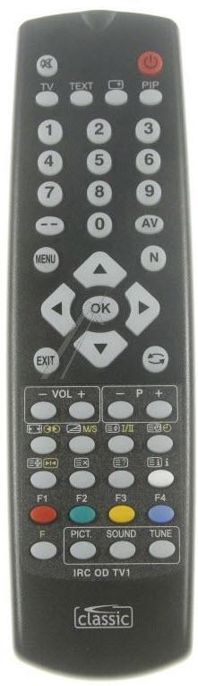 Triax Ersättningsfjärrkontroll DSI 354TX Viasat