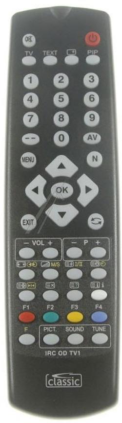 Ersättningsfjärrkontroll DSI 354TX Viasat