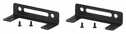Monteringsöron för transceivers, för vägg montering