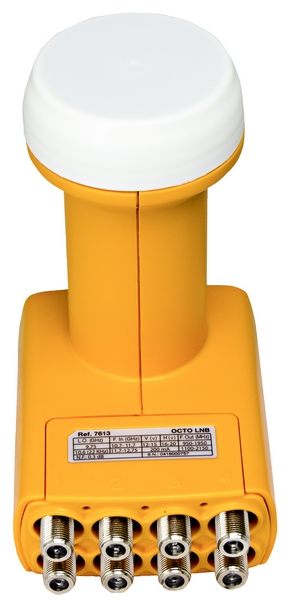 Televés LNB, OCTO NF 0.3 dB